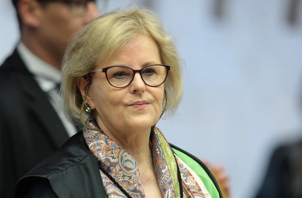 A ministra Rosa Weber, do STF, nova presidente do Tribunal Superior Eleitoral (Foto: Carlos Moura/SCO/STF)