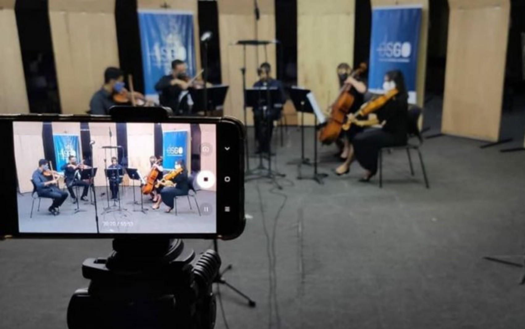 Orquestra Sinfônica de Goiânia inicia a temporada de agosto com apresentações online