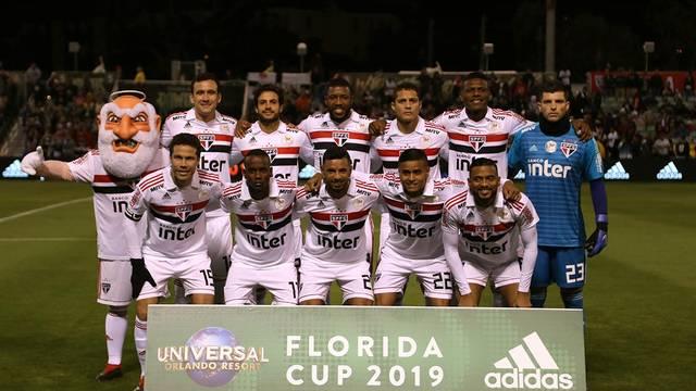 São Paulo no Torneio da Flórida