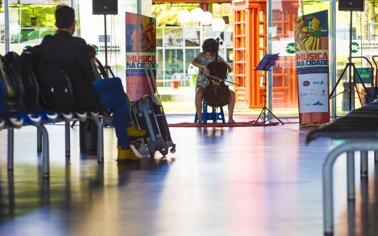 Projeto itinerante tem apresentações musicais gratuitas em nove cidades do Paraná; veja programação