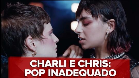 Charli XCX e Christine and the Queens fazem duelo pop em 'Gone'