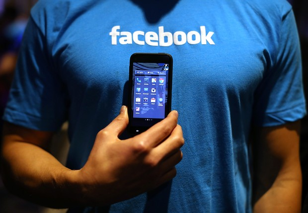 Funcionário do Facebook (Foto: Justin Sullivan/Getty Images)