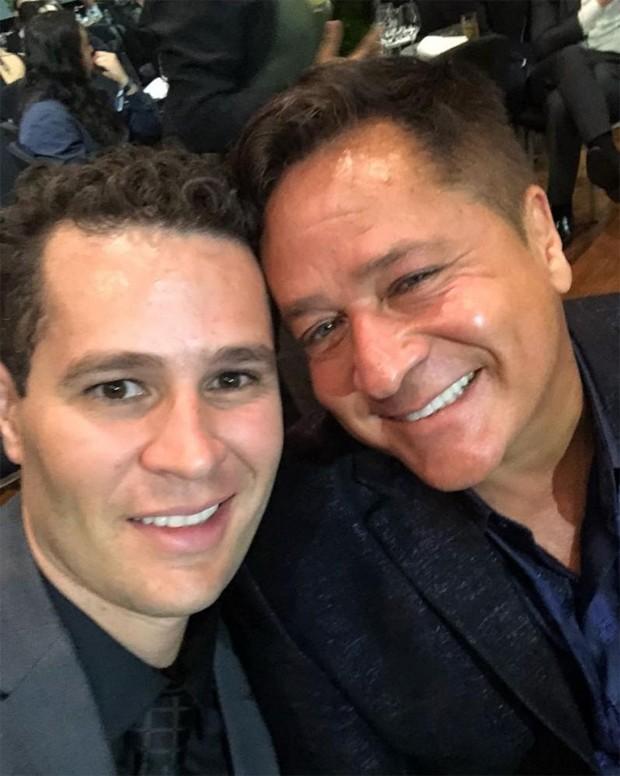 Pedro Leonardo e Leonardo (Foto: Reprodução/Instagram)