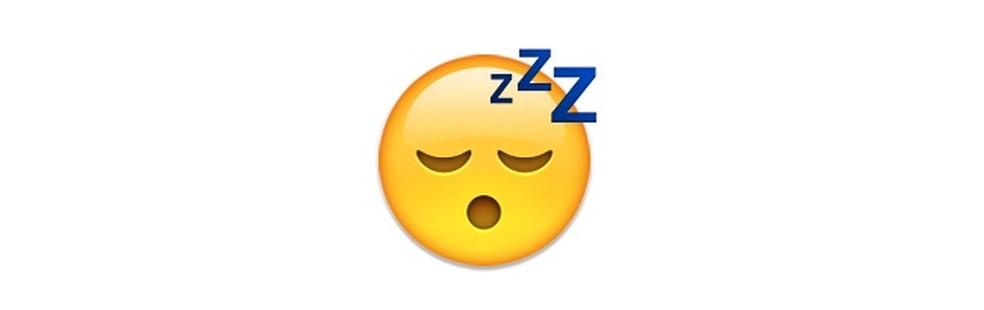 Bateu aquele sono? — Foto: Reprodução/TechTudo