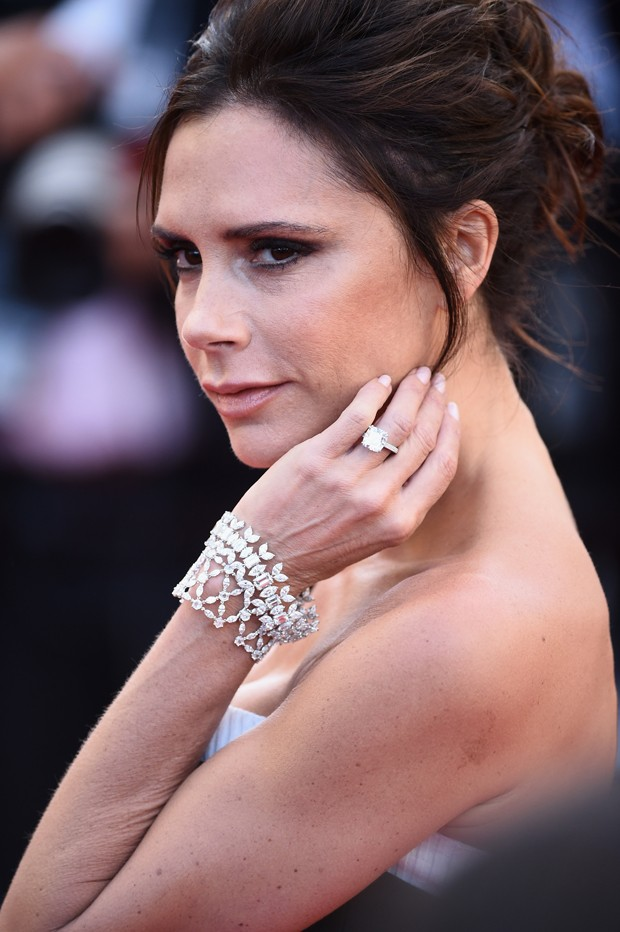 Victoria Beckham no Festival de Cannes em 2016 (Foto: Getty Images)