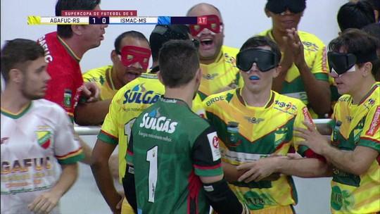 Bicampeã: Agafuc confirma o favoritismo e vence o Ismac por 3 a 0 na Super Copa do Brasil