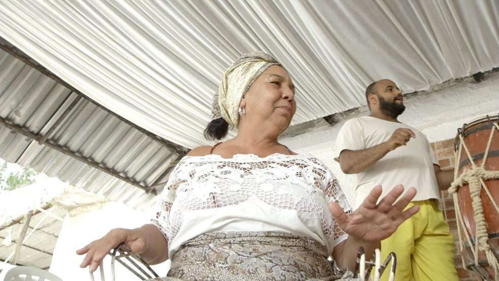Incêndio foi oitavo ataque a local de culto da mãe de santo (Foto: BBC Brasil/Reprodução)