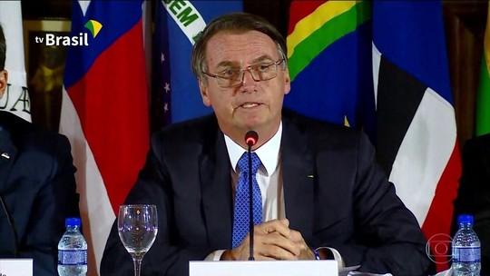 Bolsonaro visita o Nordeste pela 1ª vez e pede apoio para Previdência