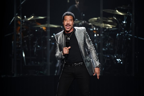 O cantor Lionel Richie (Foto: Getty Images)