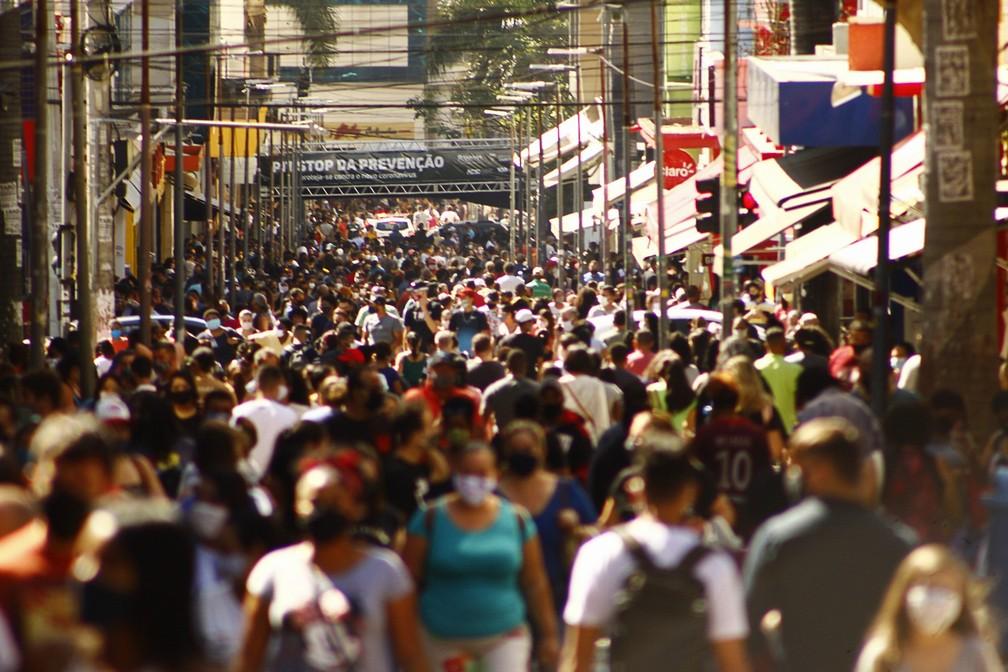 número populacional do Brasil