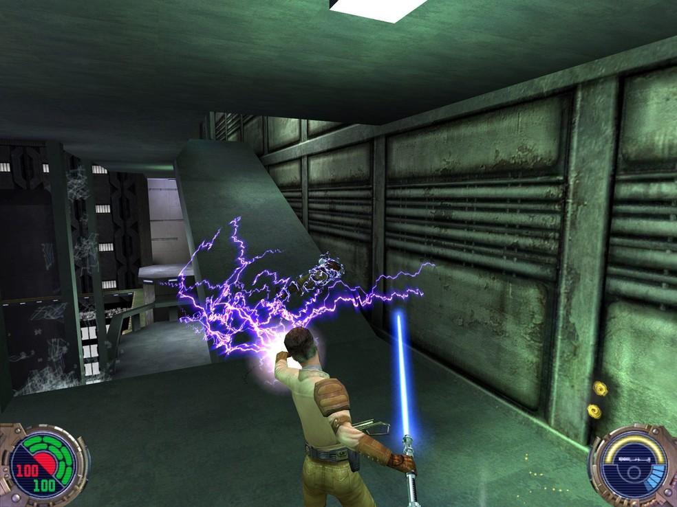 Star Wars Jedi Knight — Foto: Divulgação/EA
