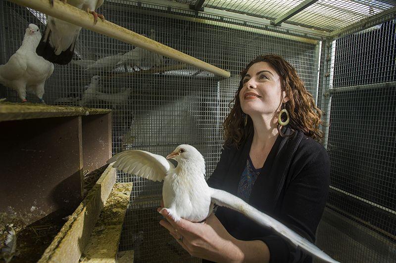 Rebecca Calisi Rodríguez (Foto: Gregory Urguiaga/UC Davis)