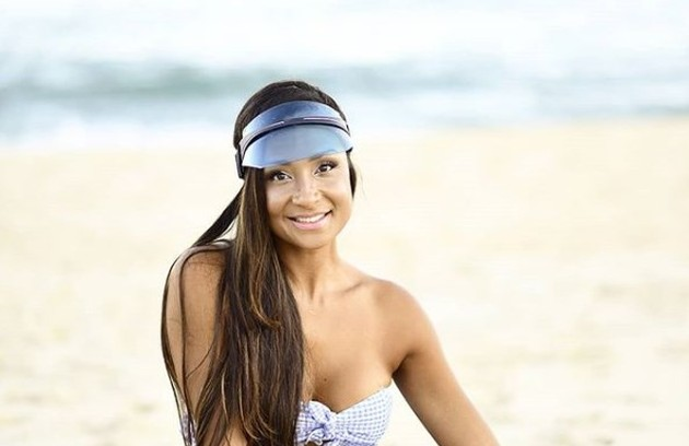 Drika Marinho, que esteve na última edição do 'Power couple Brasil', está no elenco do programa apresentado por Marcos Mion (Foto: Reprodução)