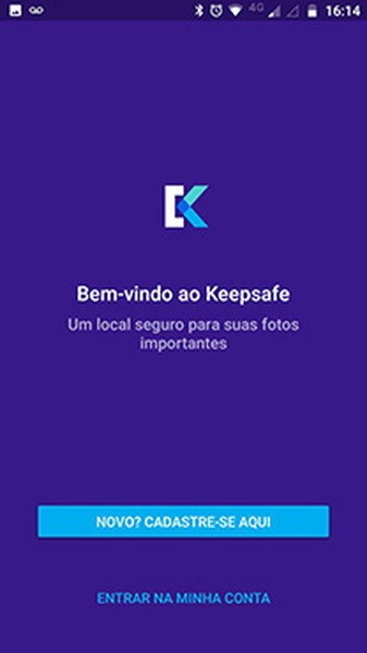 KeepSafe | Download | TechTudo
