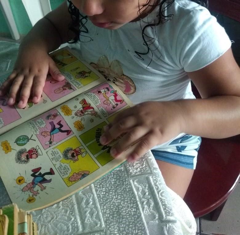 Professoras de Maceió produzem vídeos para incentivar ao hábito da leitura os alunos em isolamento