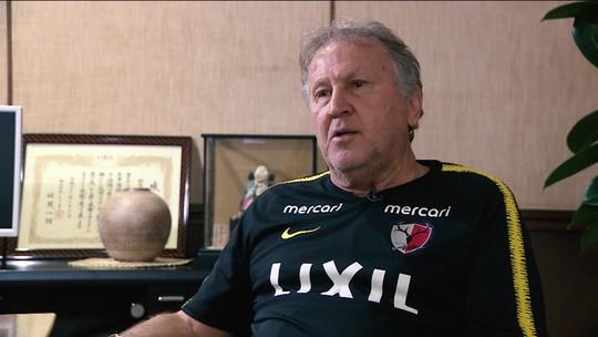 Zico revela que estará em avião rumo ao Brasil durante a final do Mundial de Clubes