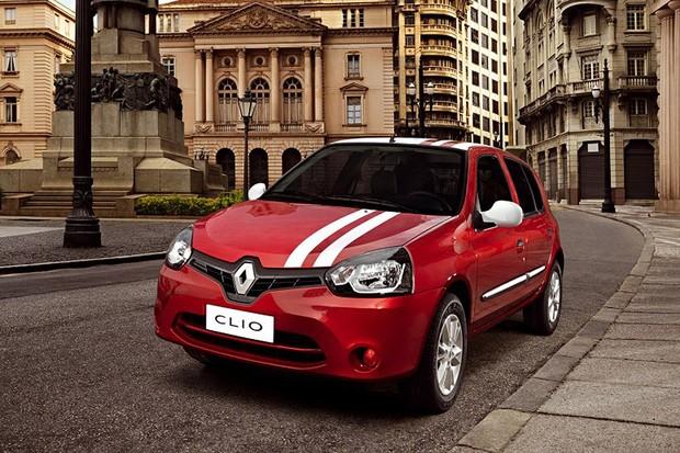Renault Clio 2013 (Foto: Renault)