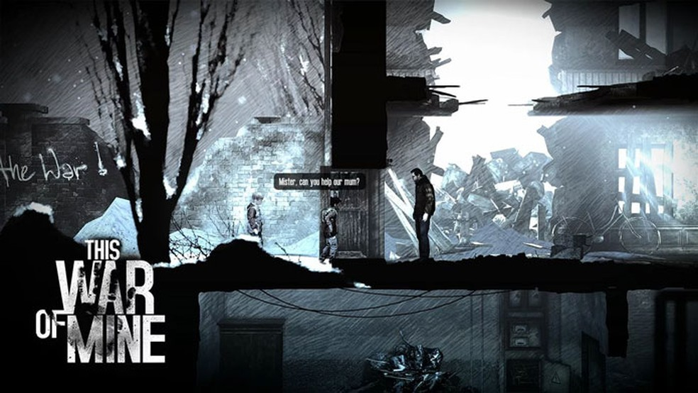 This War of Mine (Foto: Divulgação/Google Play)