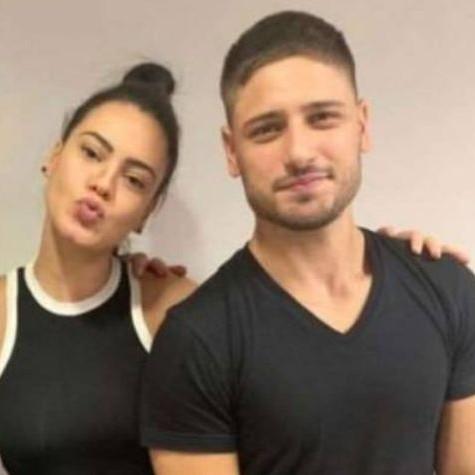 Daniel Rocha e Letícia Lima (Foto: Reprodução)