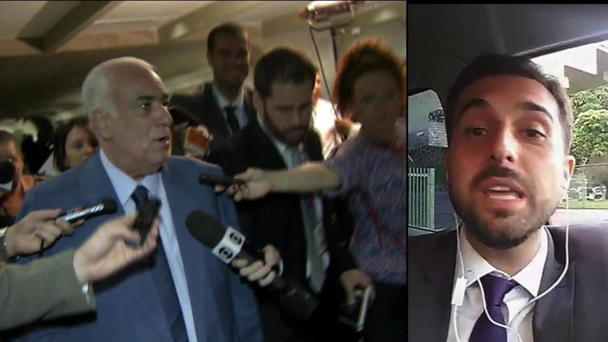 Ex-ministro Antonio Carlos Rodrigues se entrega à Polícia Federal em Brasília