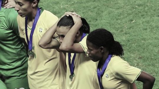 """Marta enaltece nova chance de """"lutar pelo sonho"""" do Mundial para apagar fantasma de 2007"""