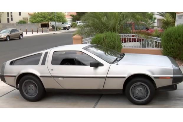 DeLorean 1985 (Foto: Reprodução)