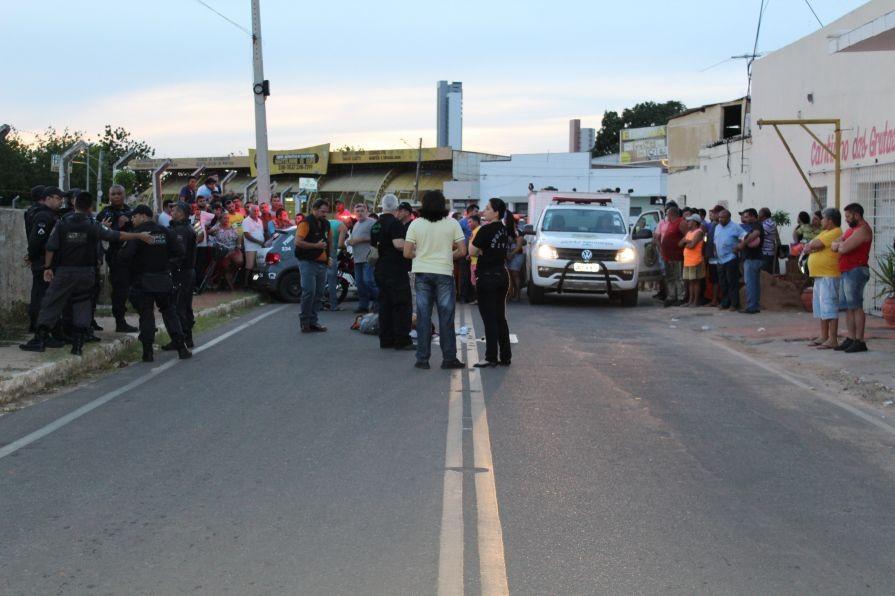 Polícia Civil prende suspeito por homicídio de PM aposentado em Mossoró
