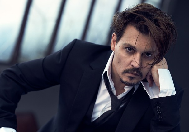 Johnny Depp (Foto: Nathaniel Goldberg)