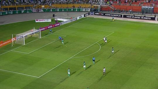Espaço lá, espaço cá: entenda porque a Ponte Preta perdeu para o Palmeiras