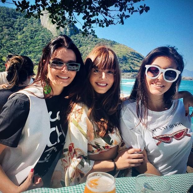 Giuliana, Giovanna e Gabi (Foto: Reprodução/Instagram)