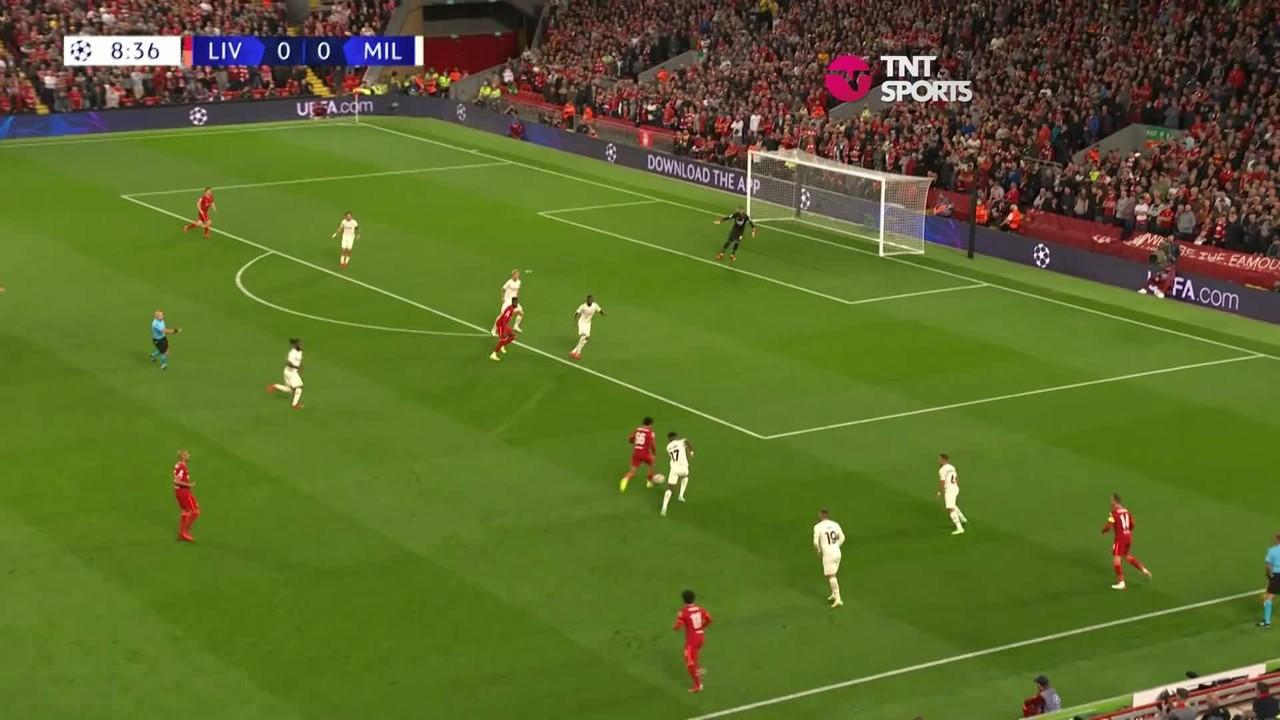 GRUPO B: Liverpool 3 x 2 Milan