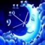 Proteção de Tela: Clock15Moon
