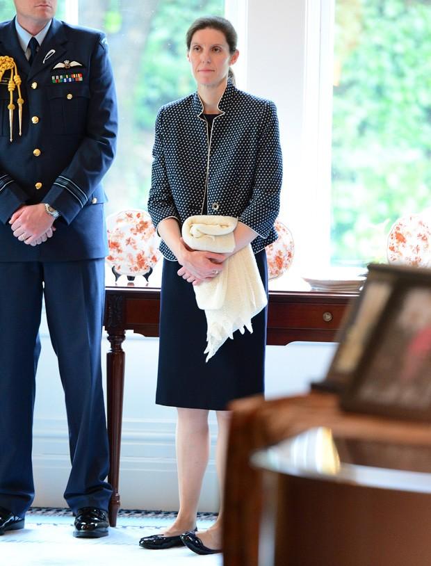 Maria Teresa Turrion Borrallo, babá da família real (Foto: Getty Images)