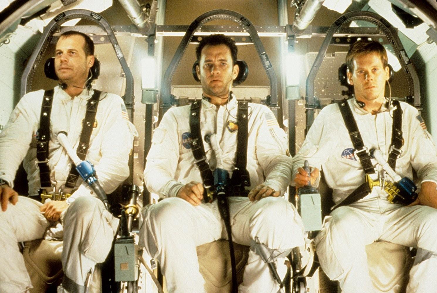 Apollo 13 (Foto: 1995 Universal Pictures/Divulgação)
