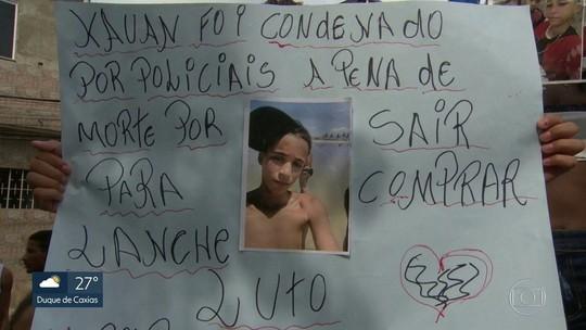 Polícia apura origem de tiros que mataram menino de 12 anos no RJ