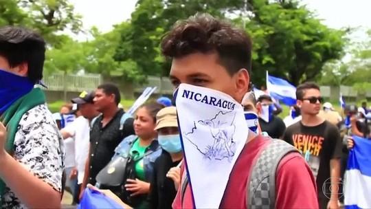 39 anos após revolução, Ortega é comparado a ditador que ajudou a derrubar na Nicarágua