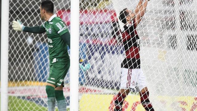 Éverton Ribeiro, Flamengo x Coritiba