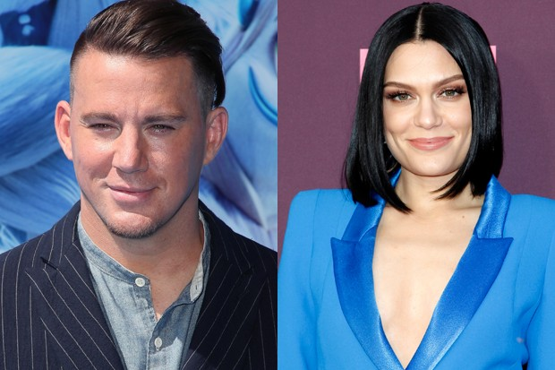 Channing Tatum estaria namorando Jessie J (Foto: Getty Images)
