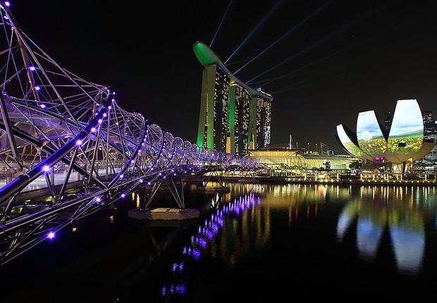 Cingapura ocupa há quatro anos o posto de cidade mais cara para se viver (Foto:  Suhaimi Abdullah / Getty Images)