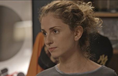 Na quarta (23), Ivana (Carol Duarte) pedirá para ter uma conversa série com o pai TV Globo