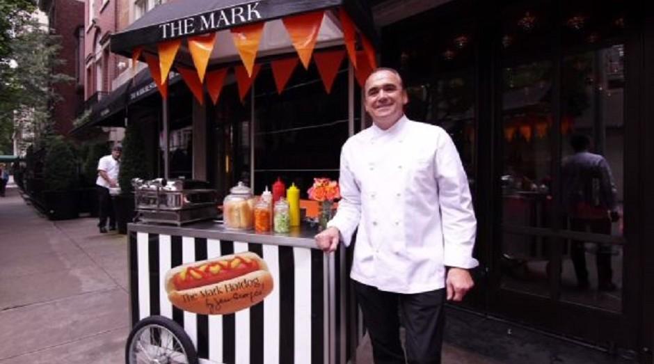 """Jean-Georges Vongerichten """"largou"""" cozinhas estreladas para vender lanches de rua (Foto: Reprodução)"""