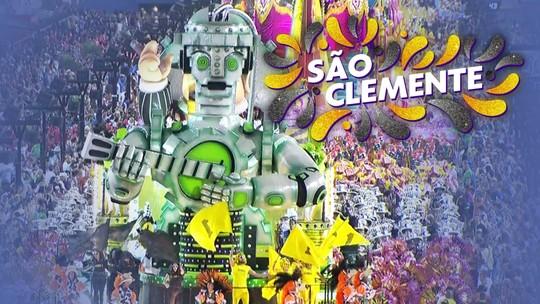 São Clemente - Grupo Especial (RJ) - Íntegra do desfile de 04/03/2019