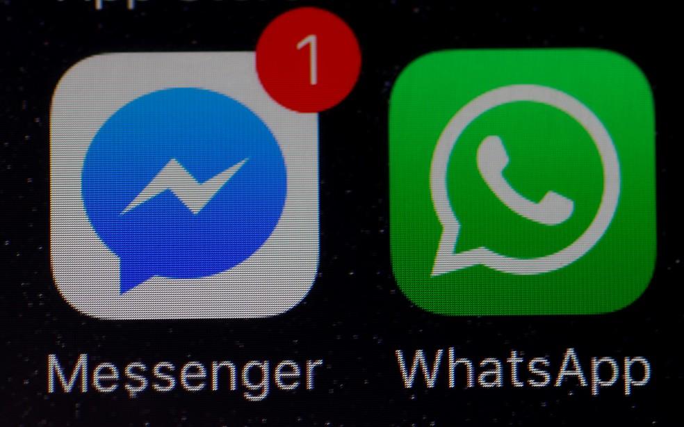 Facebook Messenger segue o WhatsApp e implementa limite de reenvio de mensagens. — Foto: Phil Noble/Reuters