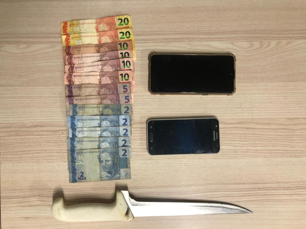 Homem é preso após roubar motorista de aplicativo em Rio Preto