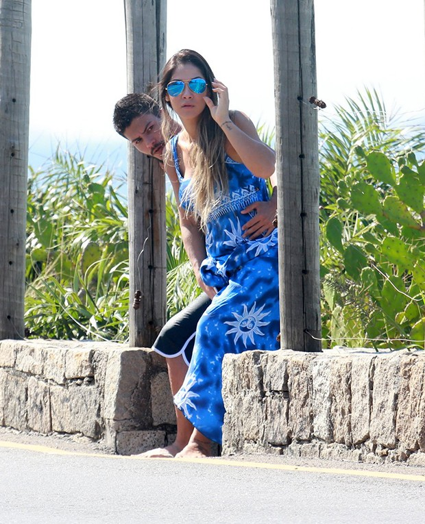 Mayra Cardi e Arthur Aguiar (Foto: Agnews)