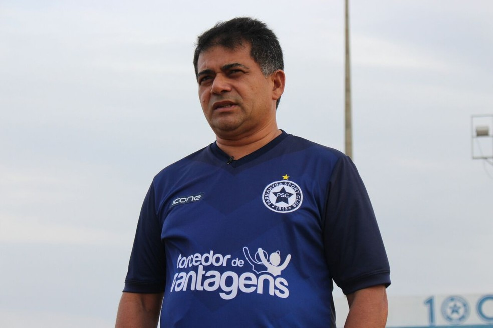 Batista Filho Parnahyba (Foto: Wenner Tito )