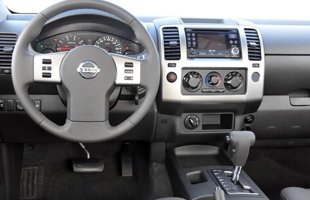 Avaliação: Nissan Frontier SV Attack 4X4 AT - AUTO ESPORTE ...