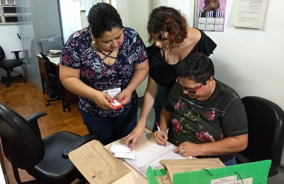 Deputados podem ser reeleitos sucessivamente — Foto: Vanessa Nunes/TV TEM