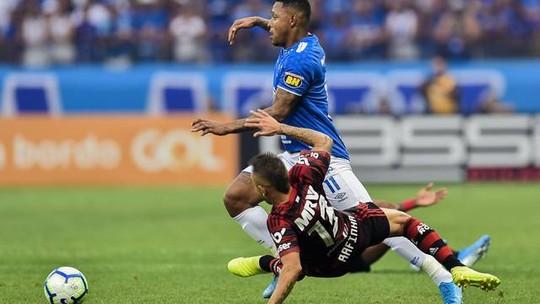 Após nova derrota, jogadores do Cruzeiro mostram confiança em recuperação no Brasileirão 2019