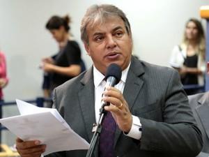 Vereador de Campo Grande MS - Alceu Bueno (Foto: Izaias Medeiros/Câmara Municipal)